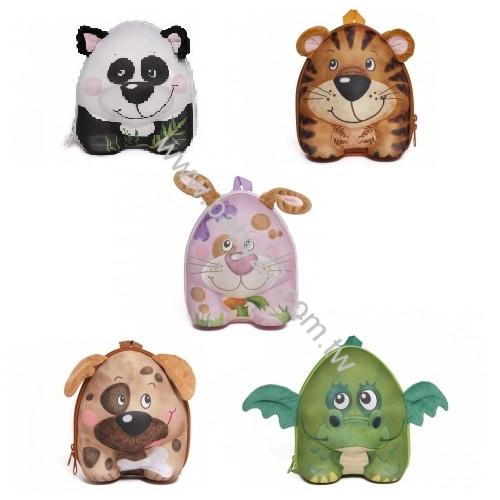 dog-儿童3d动物造型背包